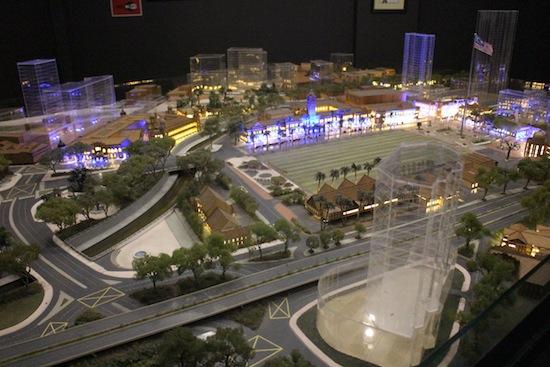 kl city gallery miniatur daratan merdeka 01 Jalan Jalan ke Kuala Lumpur, Malaysia (Hari ke 4)