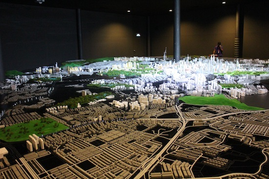 kl city gallery miniatur kota kl 04 Jalan Jalan ke Kuala Lumpur, Malaysia (Hari ke 4)