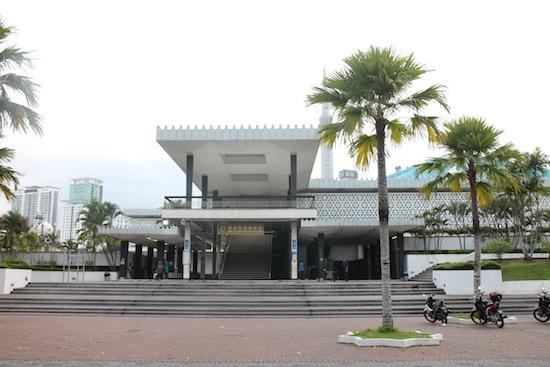 national mosque 01 Jalan Jalan ke Kuala Lumpur, Malaysia (Hari ke 4)