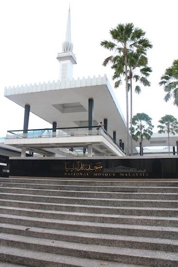 national mosque 04 Jalan Jalan ke Kuala Lumpur, Malaysia (Hari ke 4)