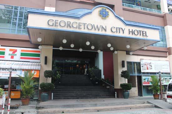 berjaya georgetown hotel