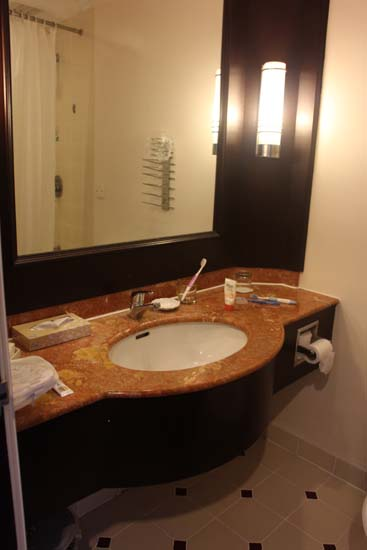 berjaya hotel room
