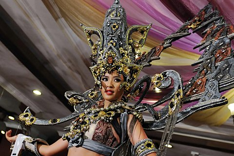 Miss Universe 2014 National Costume Photos (88 Contestants)
