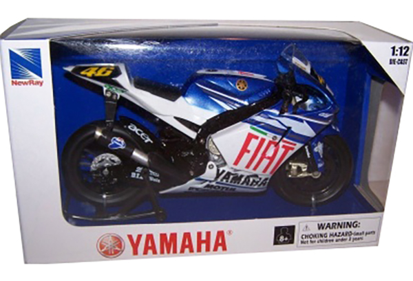 Newray FIAT Yamaha 2007 versi Box