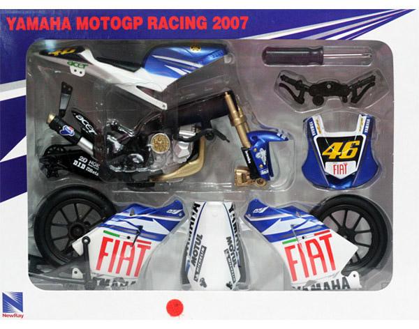 Newray FIAT Yamaha 2007 versi Mokit