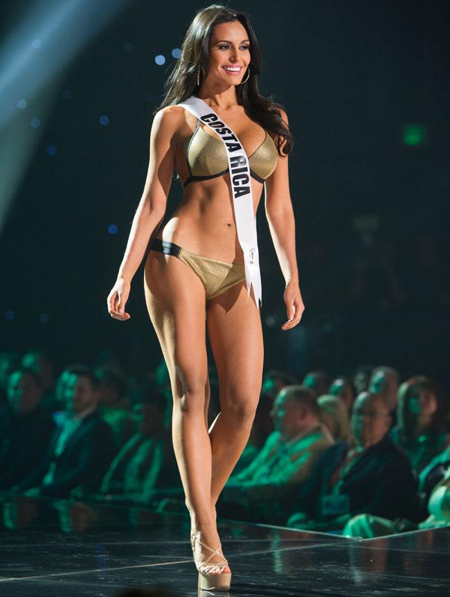 Miss Costa Rica Brenda Castro