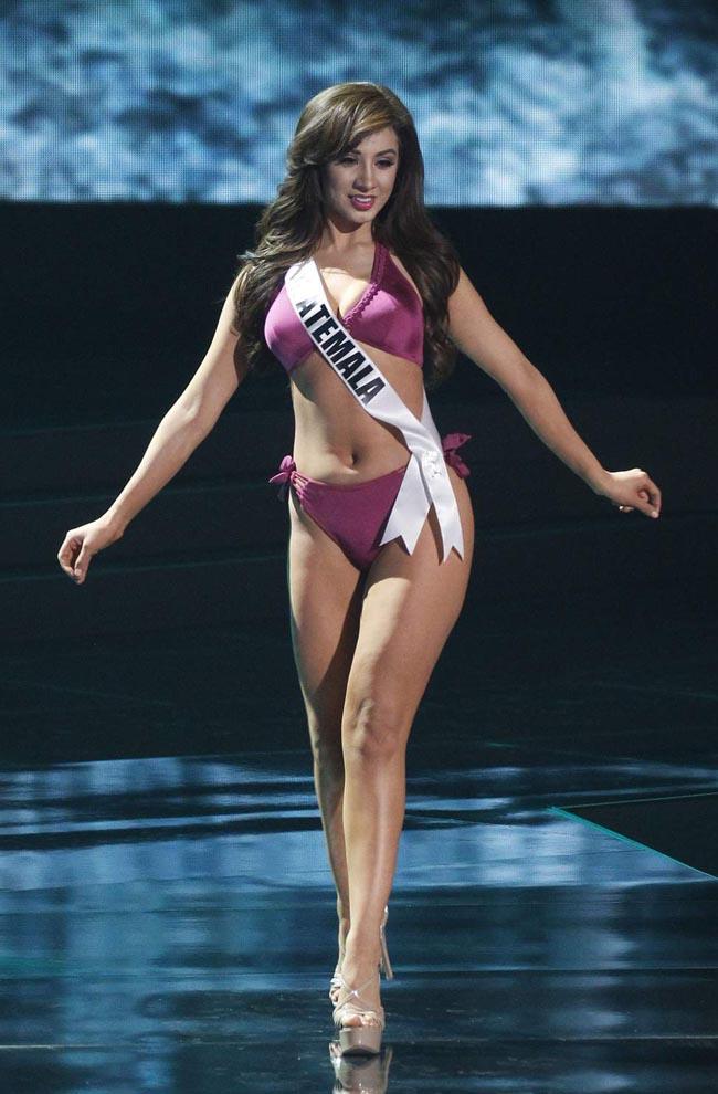 Miss Guatemala Jeimmy Tahiz Aburto