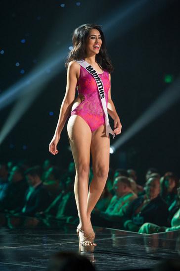 Miss Mauritius Sheetal Khadun