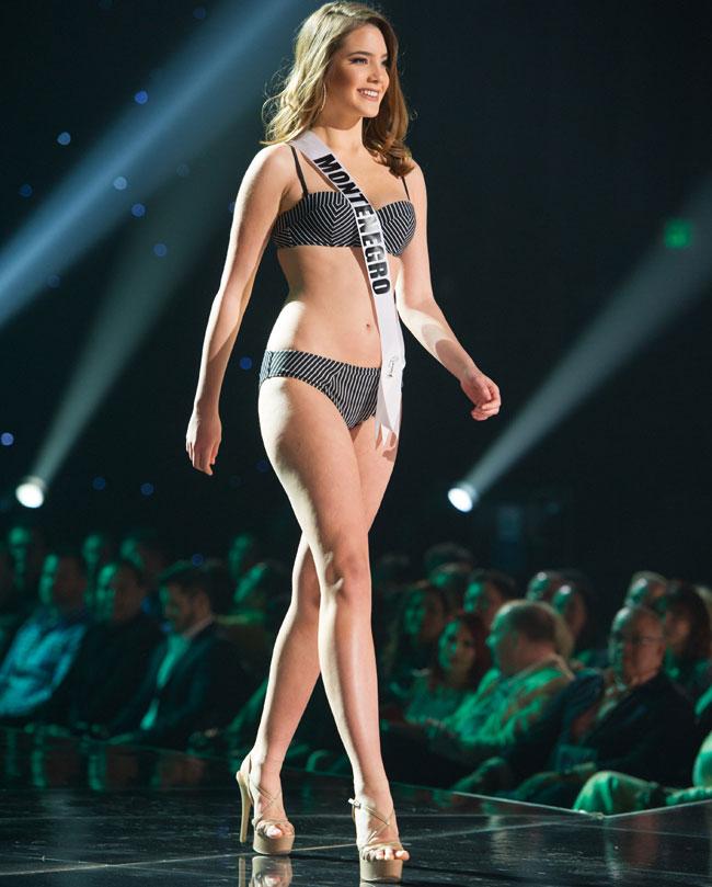 Miss Montenegro Maja Cukic