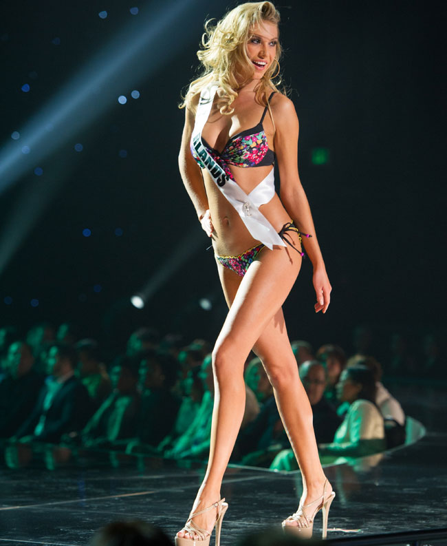 Miss Netherlands Jessie Jazz Vuijk