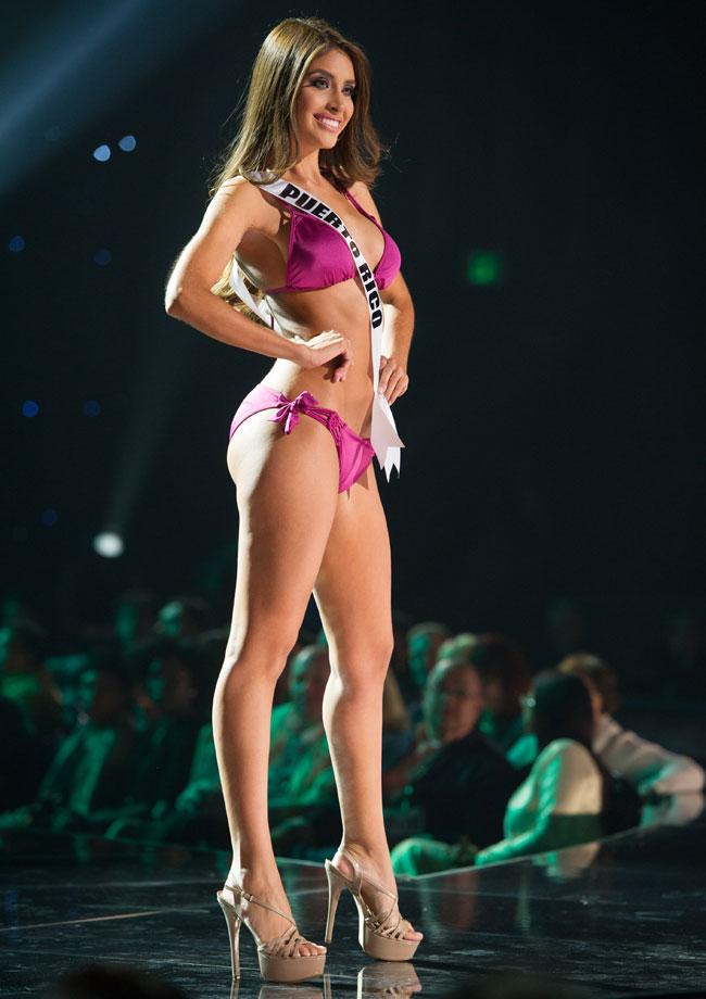 Miss Puerto Rico Catalina Morales