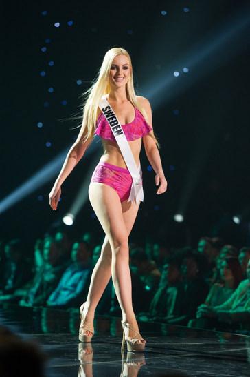 Miss Sweden, Paulina Brodd
