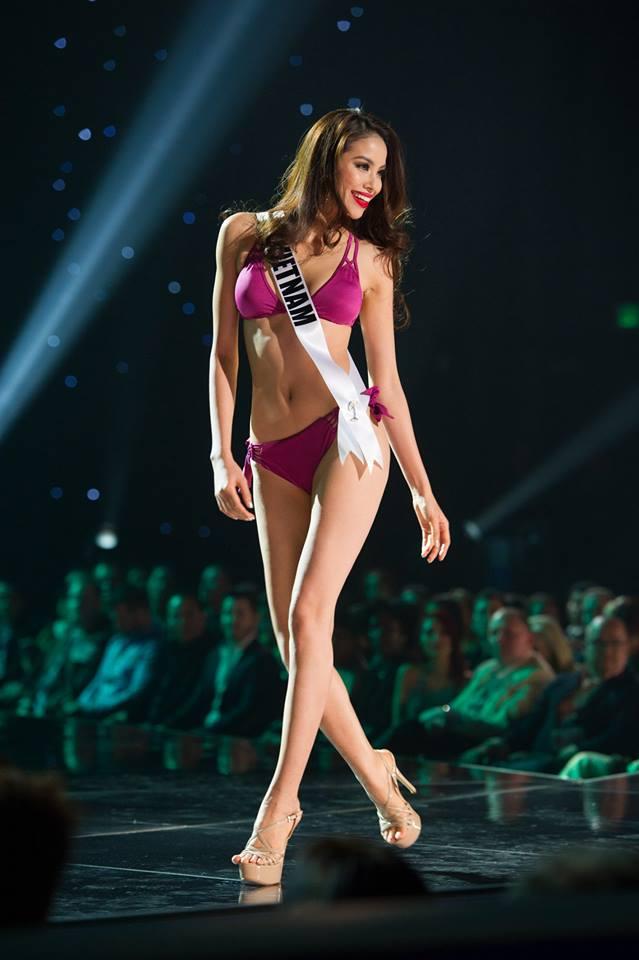 Miss Vietnam, Huong Pham
