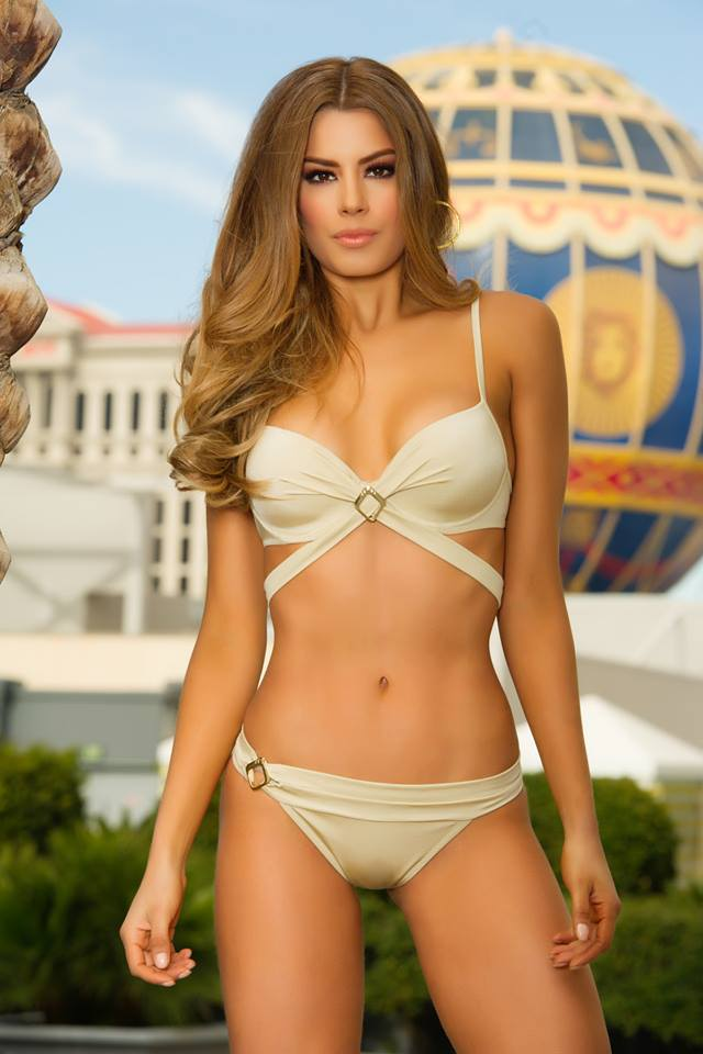 official Miss Colombia Ariadna Gutierrez