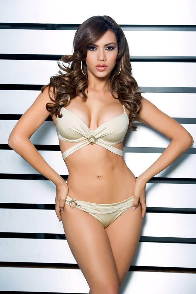 official Miss Panama Gladys Brandao Amaya